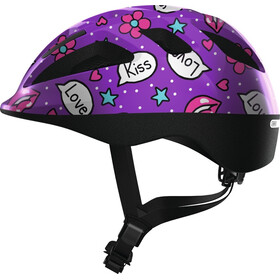 ABUS Smooty 2.0 Cykelhjelm Børn violet
